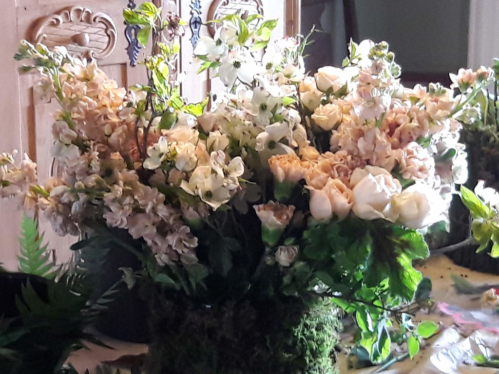 The New Bouquet. Prep-18-8-XL